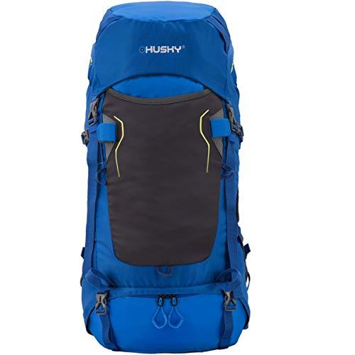 Husky RONY 50L Azul - LA Mochila para Cualquier Momento Y EN Cualquier Lugar