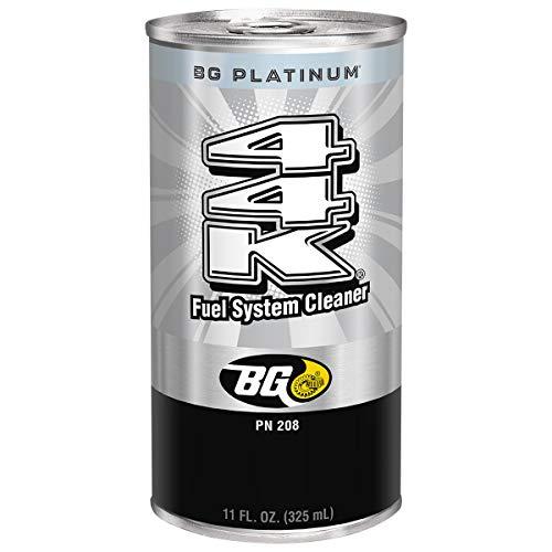 BG 44K Fuel System Cleaner Power Enhancer 11oz.