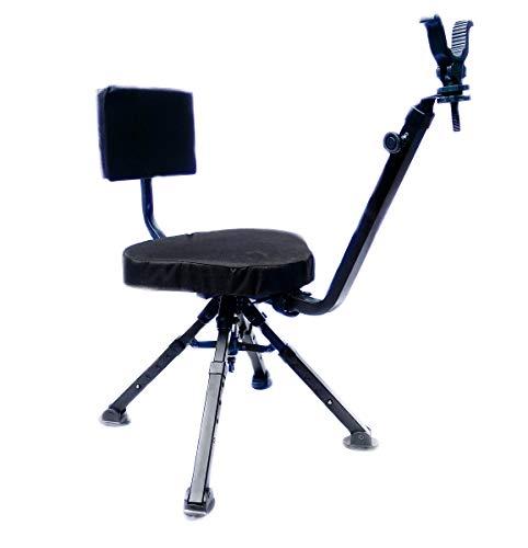 Bench master BMGBSC2 Four Leg Ground Blind Chair Shooting Chair