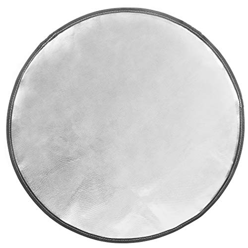"""36"""" Diameter Round Fireproof Mat for Outdoor Patio and Deck Fire Pit - Heat Shield"""