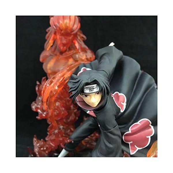 Uchiha Itachi -Susanoo- Kizuna Relation Naruto Statue - High 21CM 5