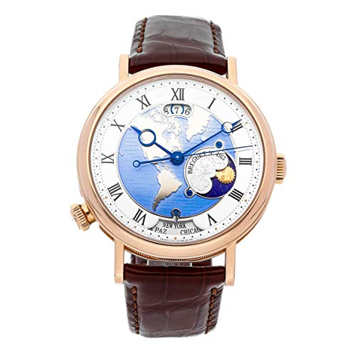 Breguet Classique Mechanical (Automatic) Gold Dial Men's Watch 5717BR/US/9ZU