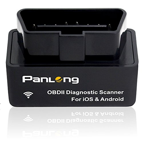Panlong WiFi OBD2,Car Diagnostic Scanner,Check Engine Light,Read &Clear Diagnostic Trouble Codes for...