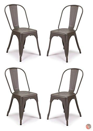 sillas tolix vintage fabricante