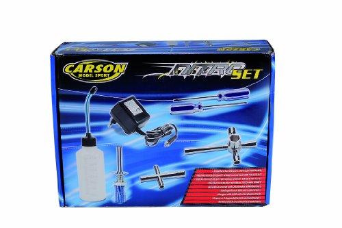 Carson 500905082 - Nitroset, Zubehör für Verbrennerfahrzeuge