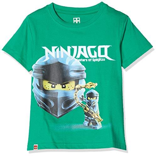 LEGO Cm Camiseta, Verde (Green 869), 104 para Niños