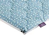 Träumeland T070305 - Materasso per box Basic 75 x 100 cm, Modelli assortiti, 1 pezzo...