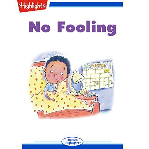 No Fooling cover art