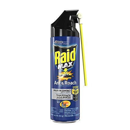 Raid Max Ant and Roach Spray