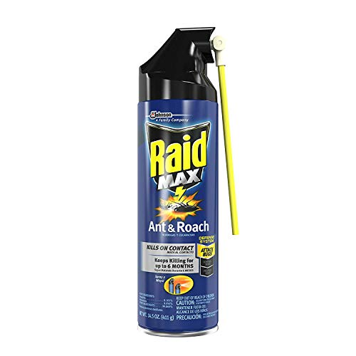 Raid Max Ant & Roach Killer, 14.5 OZ (Pack - 6)