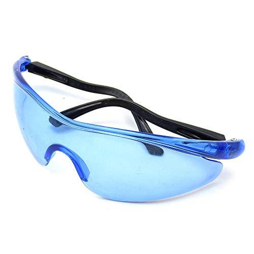 Explosieveiligheidsbril voor kinderen buitenshuis voor kinderen veiligheidsbril voor sportbril – transparante bril Blauw