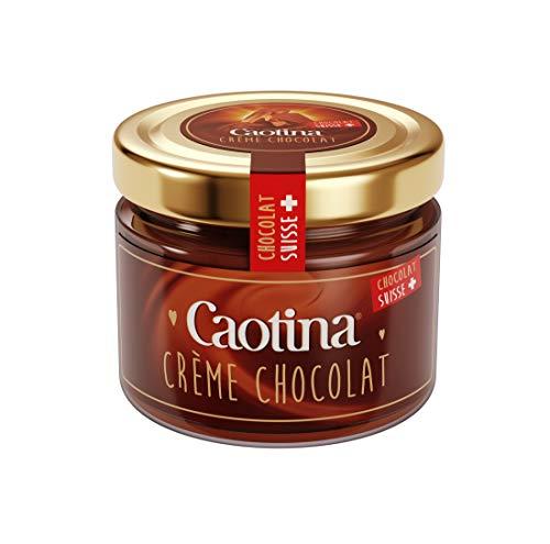petit un compact Pâte à tartiner au chocolat Caotina 2 × 300g / Crème au chocolat / Pâte au chocolat /…
