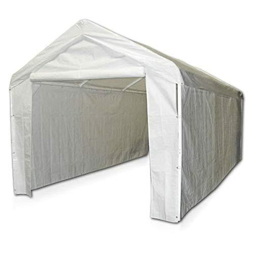 Garage Side Wall Kit 10x20 Car Shelter Big Tent Parking Carport Portable-Tent-Pop up Tent-Pop up -Party Tent-Outdoor Canopies-Big Tent-Popup Tent-Outdoor Tents for Parties-Event Tent