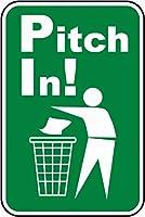 安全標識-警告標識標識ピッチイン標識通知標識注意錫標識