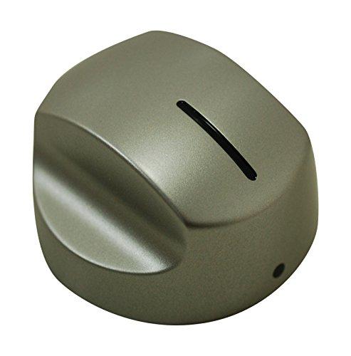 Electrolux 3004157370 Backofen- und Herdzubehör/Knöpfe und Schalter/Kochfeld/Steuerknopf/silber