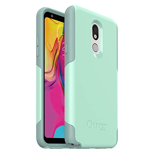 OtterBox COMMUTER LITE SERIES Case for LG Stylo 5 - Retail Packaging - OCEAN WAY (AQUA SAIL/AQUIFER)