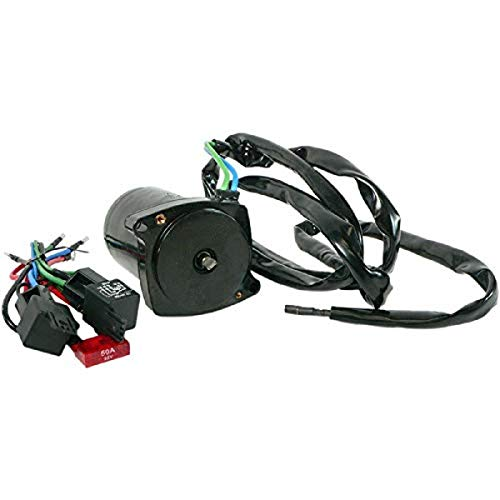 DB Electrical 430-20067 Tilt Trim Motor Compatible with/Replacement for Mercury Marine 93 94 95 811628 6279 18-6774