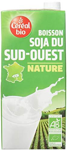 Céréal Bio Boisson Soja Nature 1 L