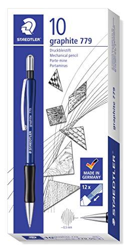 Staedtler Graphite 779 - Porte-Mine 0.5 Bleu