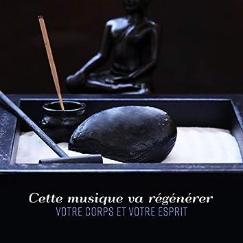 Cette musique va régénérer votre corps et votre esprit: Calme et détente, Sons de la nature dans le spa