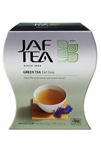 JAF TEA Grüner Tee - Earl Grey - Karton