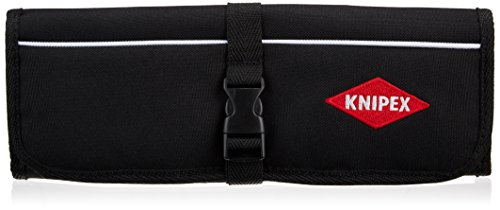 KNIPEX Werkzeug-Rolltasche leer 11 Fächer 00 19 41 LE