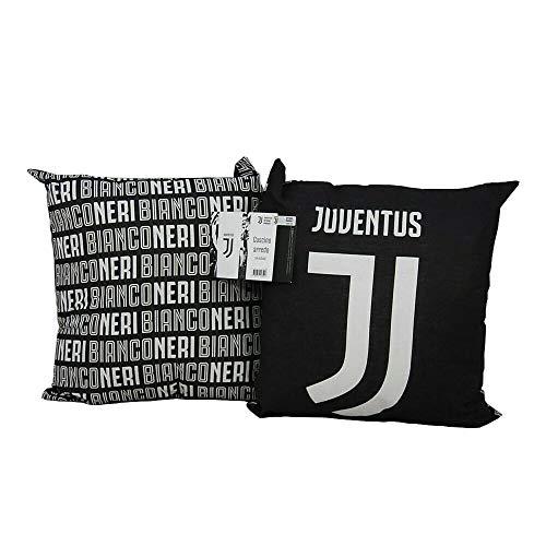 Juventus Cuscino Ufficiale Originale 40x40 Gadget Calcio Squadra Idea Regalo New