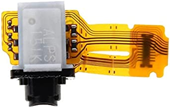 Earphone Headphone Audio Jack Flex Cable For Xperia Z4 E6553 Z3+ Z3