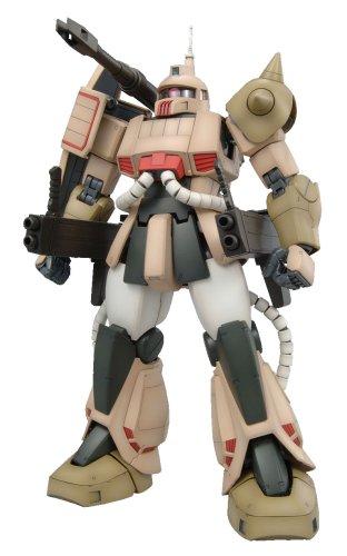 MS-06K Zaku Cannon GUNPLA MG Master Grade Gundam 1/100