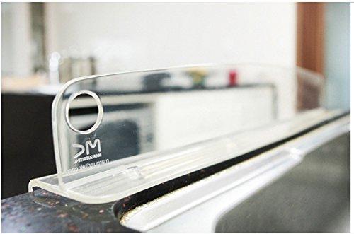 Kitchen Sink Splash Guard (Clear)