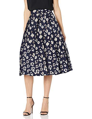 Eliza J womensEJ6M2300Separate Midi Skirt Dress - Blue - 10