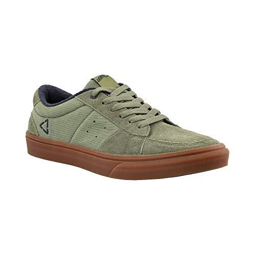 Leatt 1.0 Flat Adult MTB Cycling Shoes - Cactus / 8