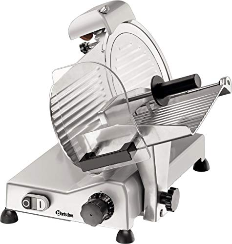 Bartscher Aufschnittmaschine Ø 250 mm Plus - 174251