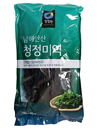 Chung Jung one Seaweed 1 Pack (150g)