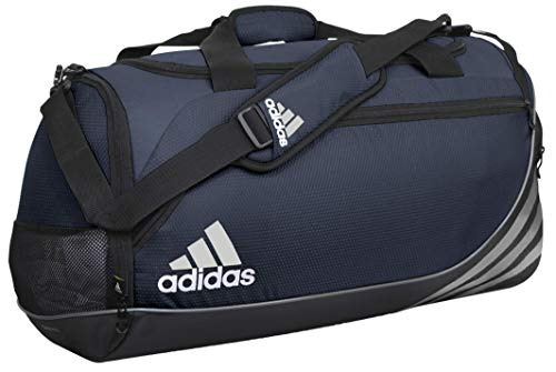 adidas Unisex Team Speed Medium Duffel, Collegiate Navy/Black, ONE SIZE