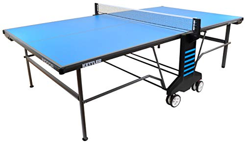 Best Deals! Kettler Indoor 6 Table Tennis Table with 2 Player Set