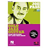 Joe Pass - Solo Jazz Guitar Instructional Book with Online Video Lessons: From the Classic Hot Licks Video Series