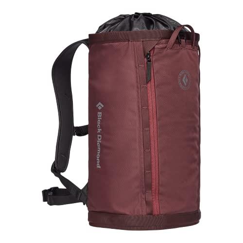 Black Diamond Street Creek 24 Backpack, Zaini da Hiking Unisex-Adult, Bordeaux, all