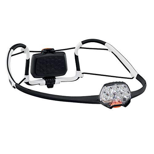 PETZL IKO Airfit Headlight-Linterna de Cabeza (350 lúmenes), Unisex Adulto, Negro, Talla...