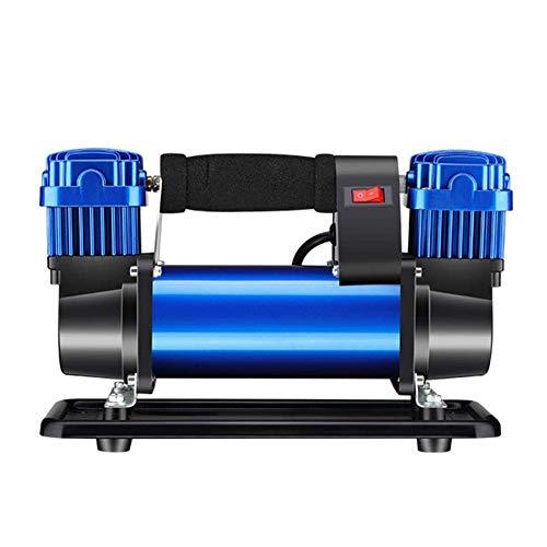 ZHANGYY Compresor de Aire para automóvil 12V 1080W Inflador de neumáticos de...