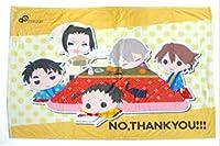 NO,THANK YOU!!! ノーサン もふもふ暖かブランケット