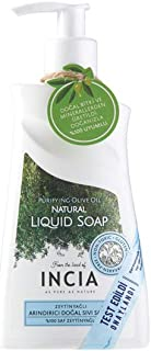 INCIA Purifying Olive Oil Natural Liquid Soap