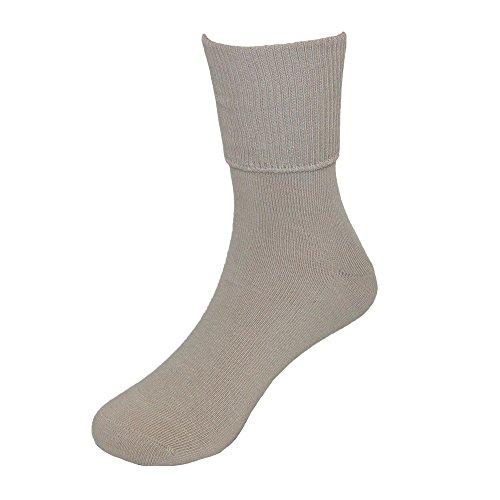 Jefferies Socks Jungen Sportsocken, Einfarbig Gr. Small, stone