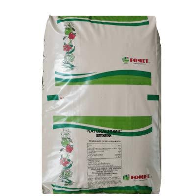 FOMET - Stallatico Concime Agricoltura Biologica Natural Humic 25kg