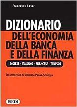 Permalink to Dizionario dell'economia della banca e della finanza. Ediz. inglese, italiana, francese e tedesca PDF