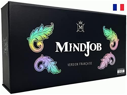 MINDJOB - Jeu de Société pour Soirée et Apéro (Jeu d'Ambiance / Jeu à Boire)