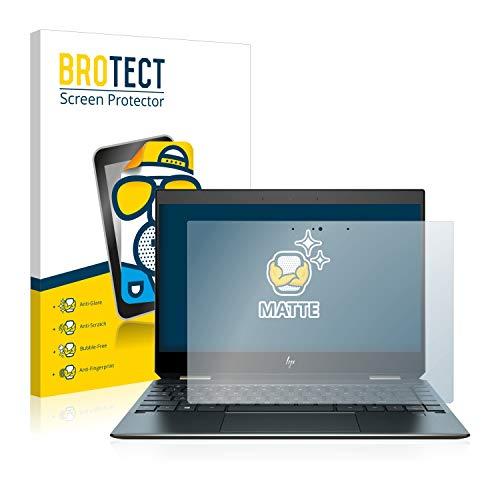 BROTECT Entspiegelungs-Schutzfolie kompatibel mit HP Spectre x360 13-ap0117ng Bildschirmschutz-Folie Matt, Anti-Reflex, Anti-Fingerprint