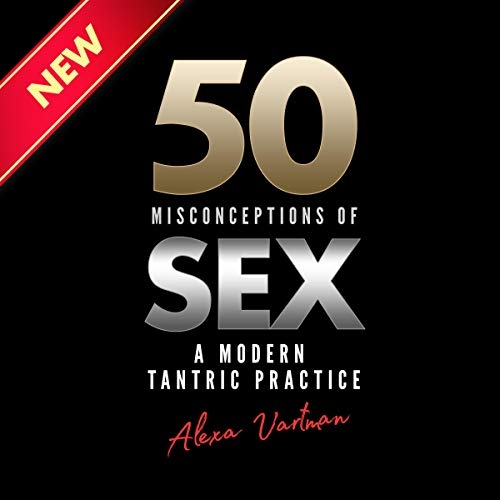 50 Misconceptions of Sex Audiobook By Alexa Vartman cover art