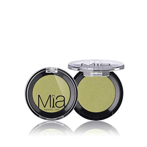 MIA Makeup Eyeshadow Ombre à paupières en poudre compacte pour améliorer le maquillage des yeux, facile à estomper (Cat's Eye)