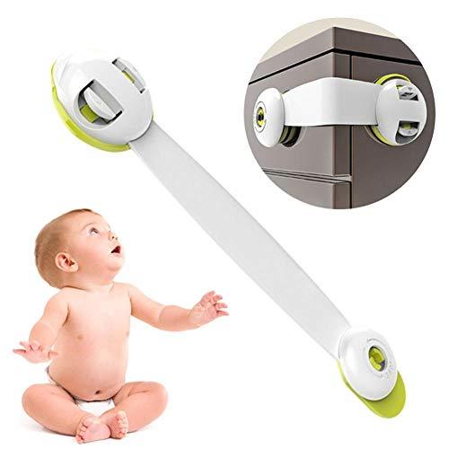 Kastslot, veiligheidsbescherming voor baby's, ladesloten voor koelkast
